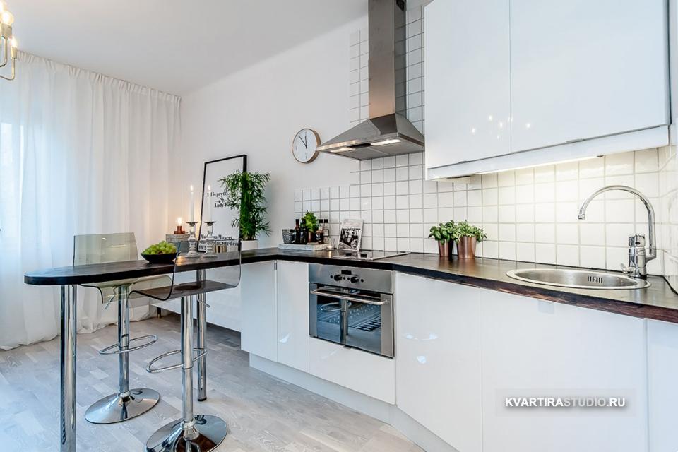 Дизайн малометражных квартир