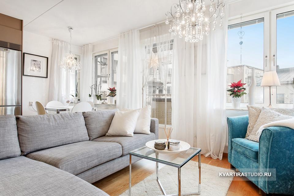 Дизайн квартир 38 кв.м