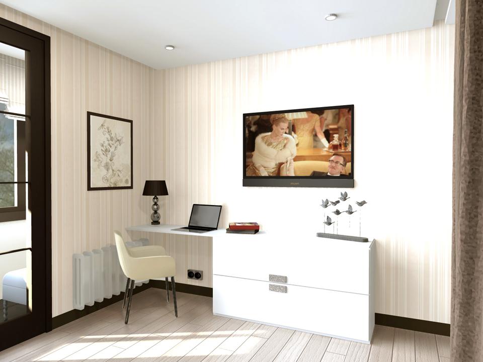 Дизайн интерьера шторы квартира