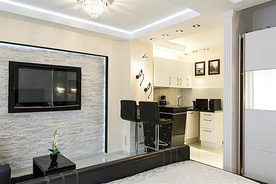 дизайн квартиры в стиле арт-деко фото