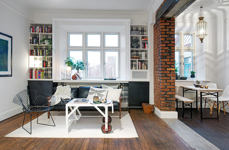 Перепланировка 1 комнатной квартиры
